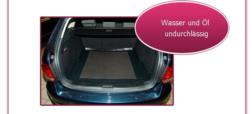 ab 2014 Kofferraumwanne Antirutsch passend für Lexus NX300h Bj